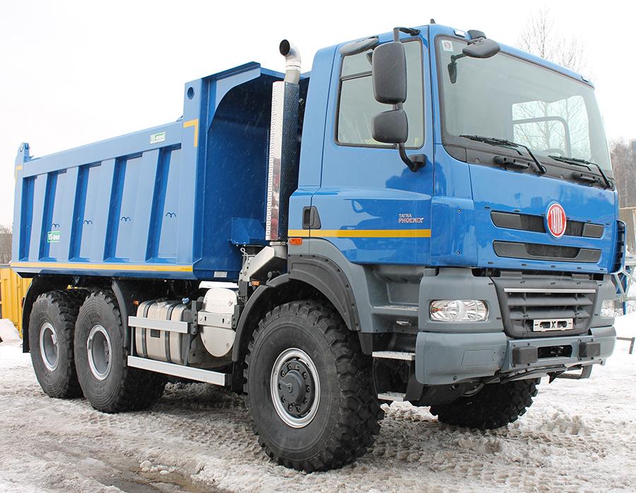 Купить самосвал Tatra